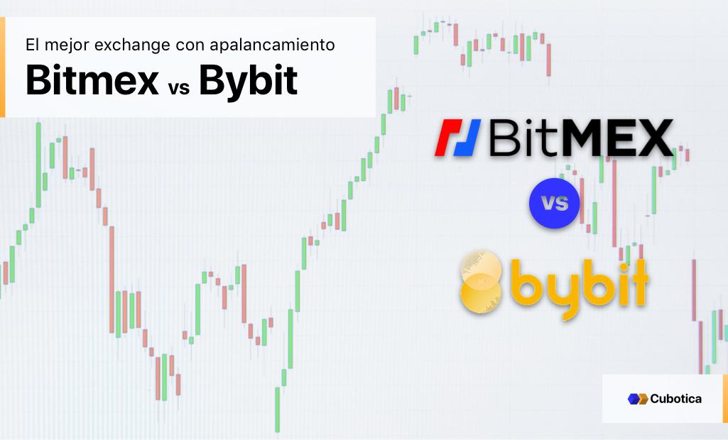 BITMEX o BYBIT: ¿Cuál es el mejor exchange con apalancamiento?